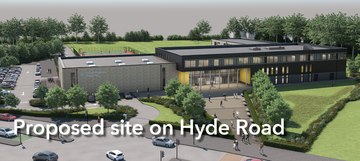 First look at our future Hyde Road site